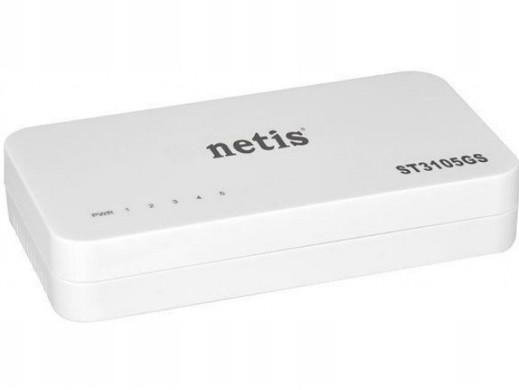 Switch 5-portowy ST3105GS 10/100M/1000M Netis