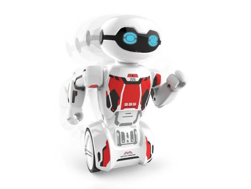 Robot interaktywny Silverlit Macrobot czerwony