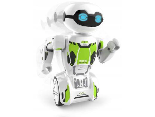 Robot interaktywny Silverlit Macrobot zielony