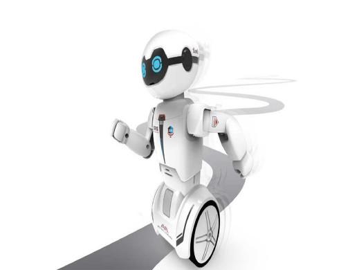 Robot interaktywny Silverlit Macrobot niebieski