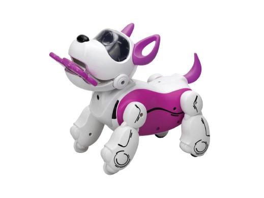 Robot interaktywny Silverlit Pupbo pies różowy