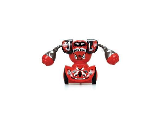 Robot interaktywny Silverlit Robo Kombat - zestaw treningowy czerwony
