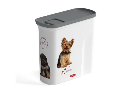 Pojemnik na karmę Curver Love Pets Dogs 2L