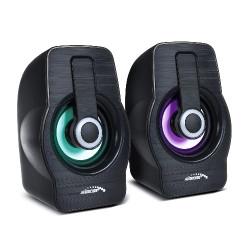 Głośniki komputerowe 6W USB...