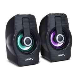 Głośniki komputerowe 6W USB Black Audiocore AC855 B