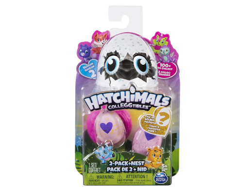 Figurki Hatchimals 2pak z...
