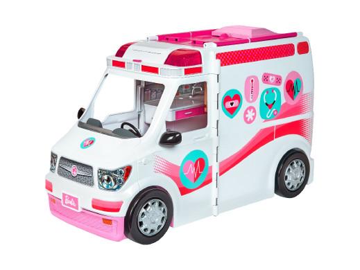 Zestaw Barbie Karetka -...