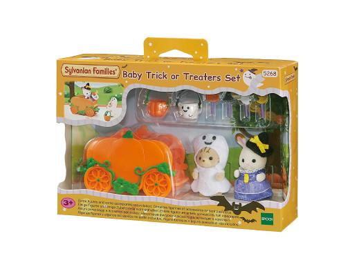Zestaw halloween Sylvanian Families Cukierek albo piskus