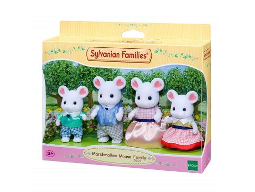 Figurki Sylvanian Families Rodzina myszek piankowych