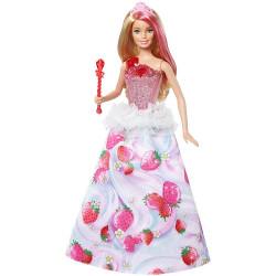 Lalka Barbie Księżniczka...