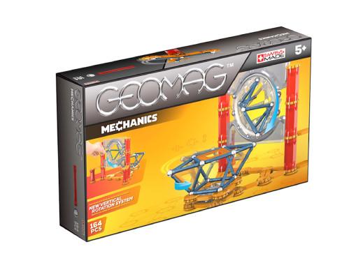 Klocki magnetyczne Geomag Mechanics 164el. GEO-724