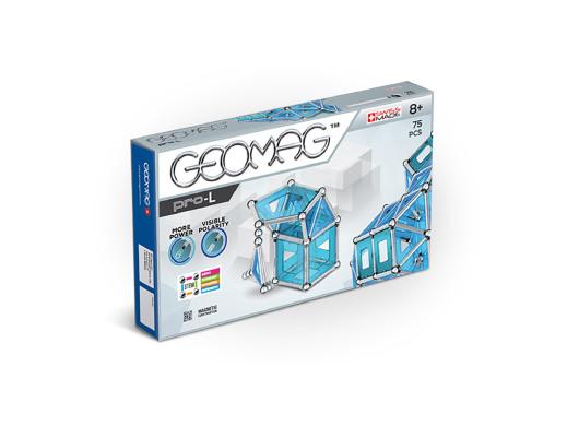 Klocki magnetyczne Geomag Pro-L 75el. GEO-023