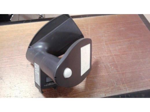 Solarna lampa ścienna z czujnikiem ruchu GreenBlue GB921 POSERWISOWA brak elementu mocującego do ściany