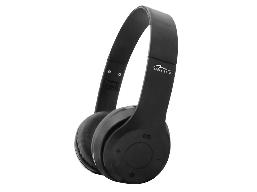 Słuchawki bezprzewodowe BT Media-Tech MT3591