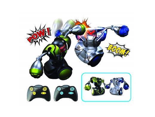 Zestaw robotów interaktywnych Silverlit Robo Kombat (2pak)