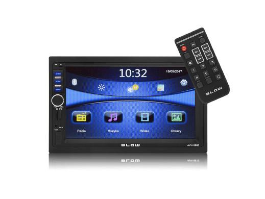 "Radio samochodowe Blow 2DIN 7"" GPS AVH-9880"