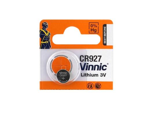 CR927 Vinnic (bateria litowa)