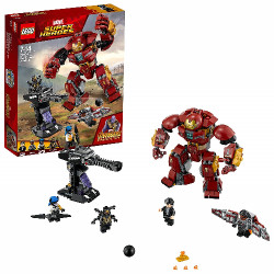 Klocki LEGO Super Heroes...