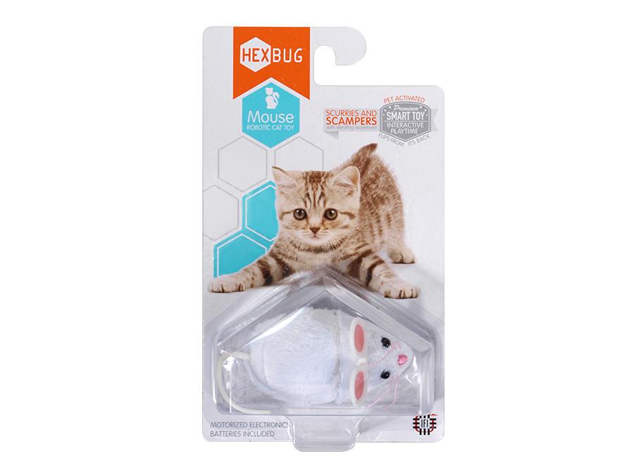 Zabawka dla kota Hexbug Cat Toy biała