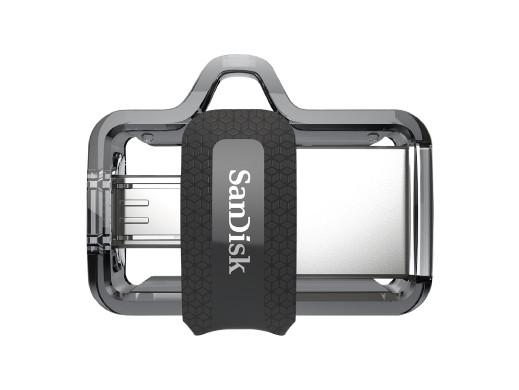 Pendrive Sandisk Ultra Dual Drive m3 64Gb