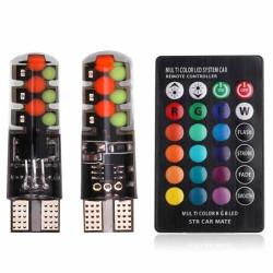 Żarówka LED samochodowa T10...