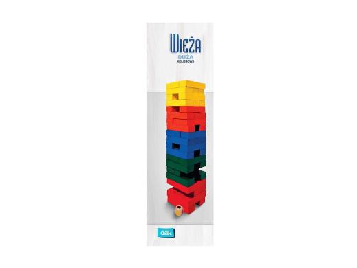 Gra zręcznościowa Albi Wieża kolorowa