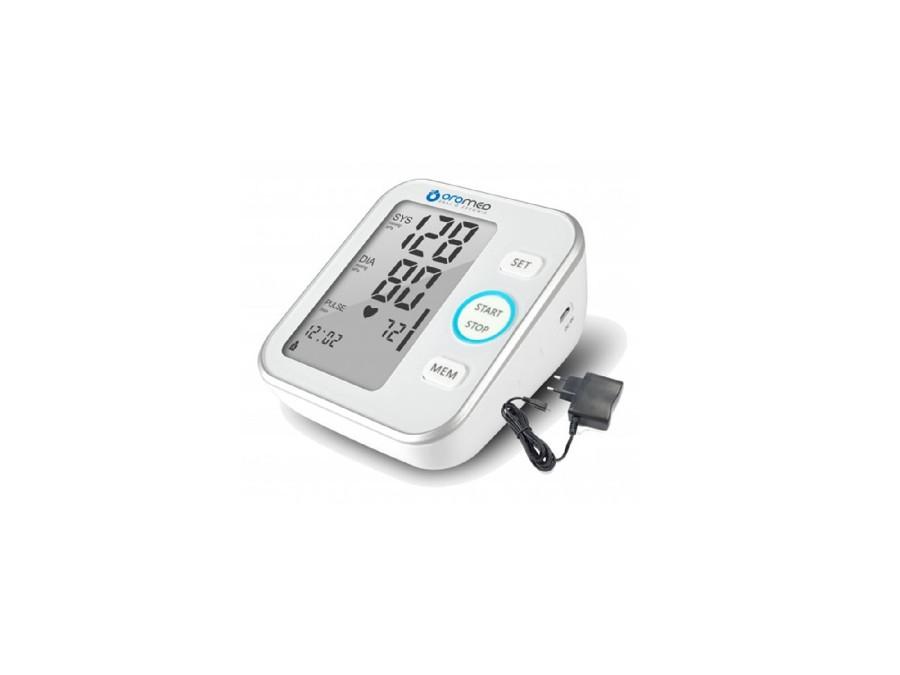 Ciśnieniomierz elektroniczny Oro-Med N6 + zasilacz
