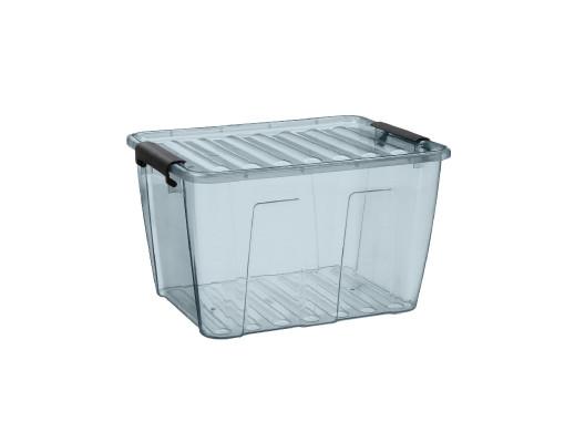 Pojemnik z pokrywą Plast...