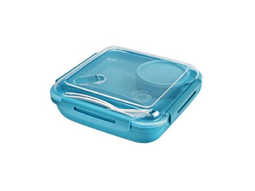 Pojemnik na żywność lunchbox Rotho Memory B3 1L niebieski