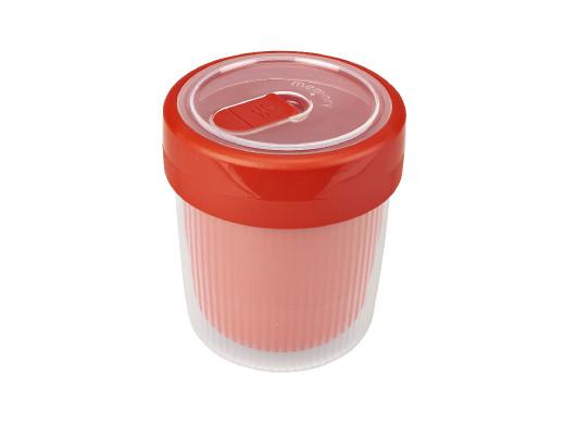 Kubek termiczny Rotho Memory B3 0,5L czerwony