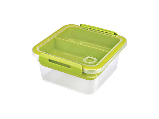 Pojemnik na żywność lunchbox Rotho Memory B3 1L zielony