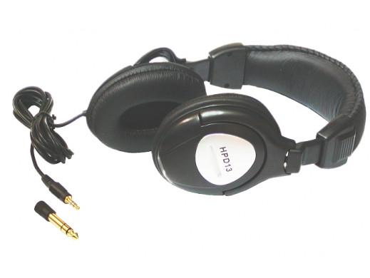 Słuchawki nagłowne HPD13 DeLuxe Velleman