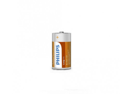 Bateria R-14 R14 C Philips Longlife