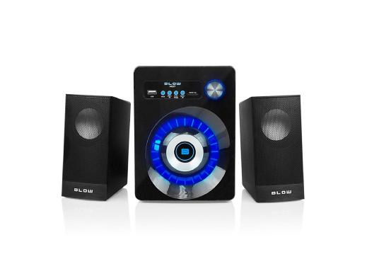 Głośniki komputerowe 2.1...