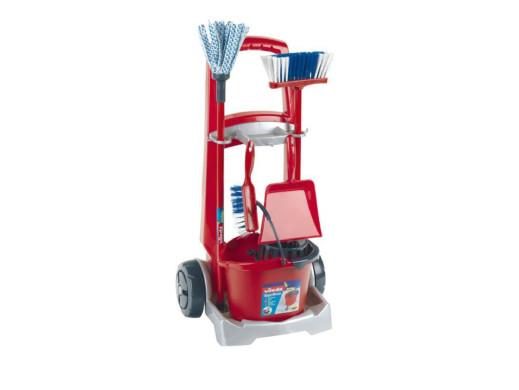 Wózek do sprzątania dla...