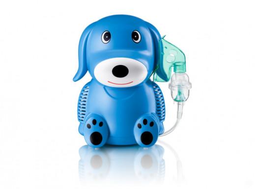 Inhalator Only for Baby Blue Puppy POSERWISOWY Ślady użytkowania