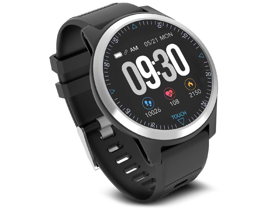 Opaska Fitness Tracker Smartwatch Smartband Bluetooth Puls EKG Promedix PR-510 ECG+PPG