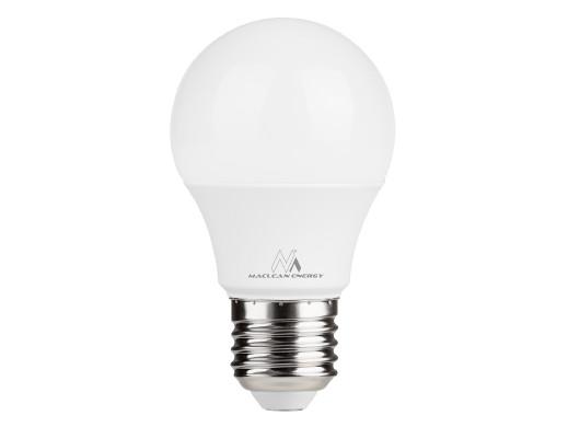 Żarówka LED E27, 5W  230V  Maclean Energy MCE269 WW ciepła biała 3000K 500lm
