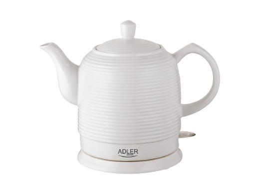 Czajnik ceramiczny 1,2L Adler AD 1280