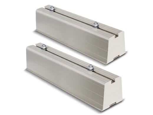 Uchwyt podstawa mocowanie do klimatyzatora MC-863 do 100kg długość ramienia 450mm PVC kpl 2szt