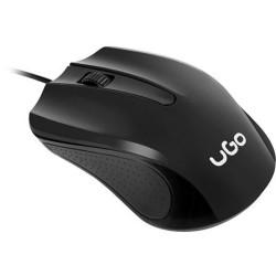 Myszka USB UMY-1213 czarna UGO
