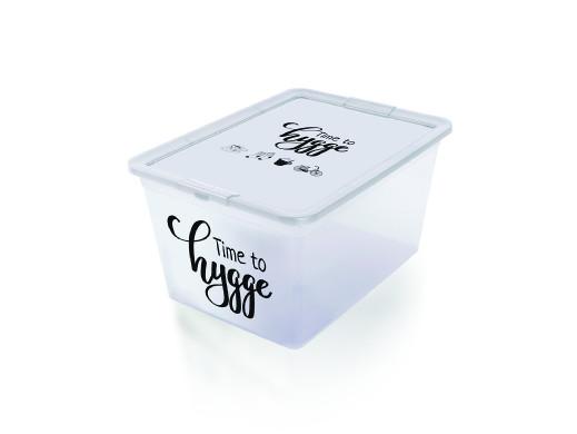 Pojemnik  X BOX DECO 15L...