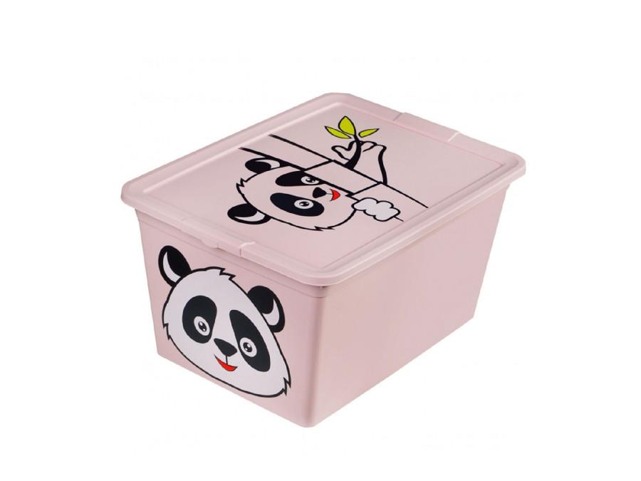 Pojemnik  X BOX DECO 30L BranQ panda