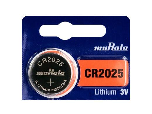 Bateria CR-2025 3V SONY