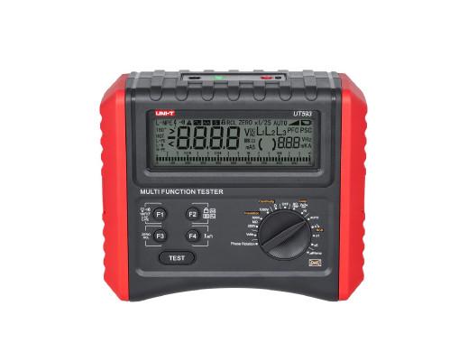 Miernik wielofunkcyjny dla elektryków UT593