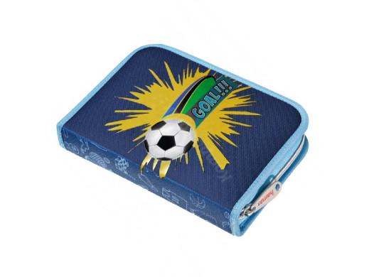Piórnik z wyposażeniem Hama Soccer