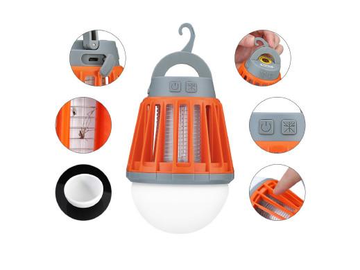 Przenośna lampa owadobójcza Media-Tech MT5702