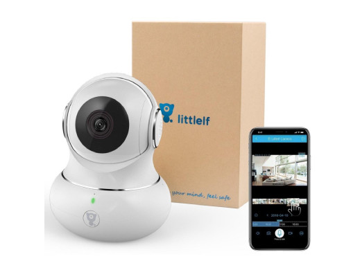 Kamera niania elektroniczna LittleLF LF-P1t 1080p