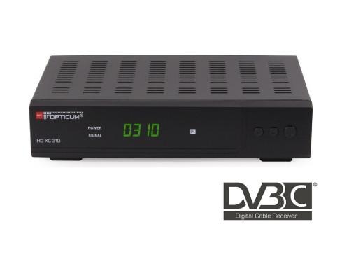 Tuner kablowy HD XC310 Opticum