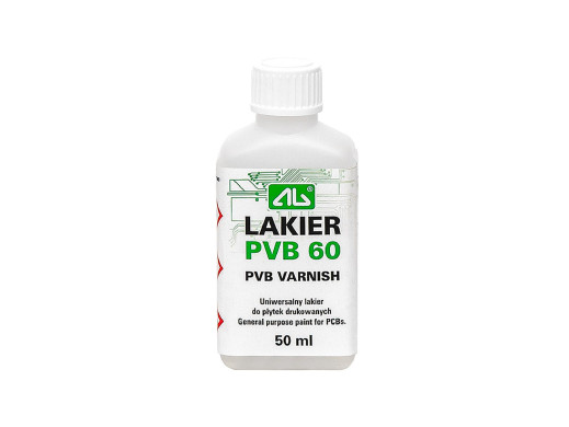 Lakier PVB 60 50ml AG